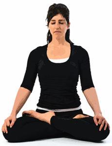 Yoga et méditation - Padmasana, Hatha-Yoga posture du lotus