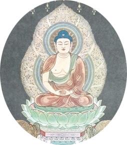 Shakyamuni Bouddha