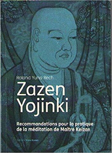Zazen Yojinki Couverture du livre
