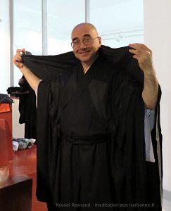 P-O Kyosei Reynaud - méditation zen à Narbonne
